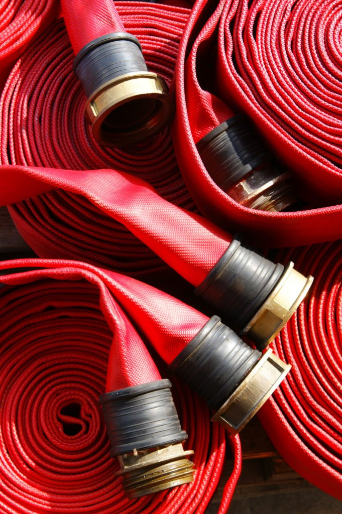 fire protection systems, piping for water pipes